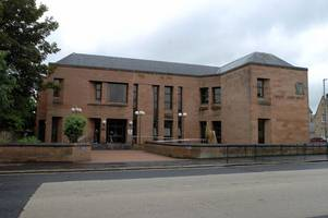 Kilmarnock man abducted pregnant girlfriend and held her against her will