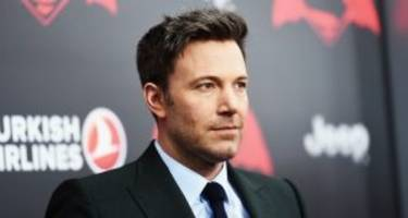 ben affleck's new movies for 2017: what's the actor's next role?