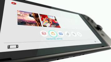 Nintendo Switch UI gets new close-up in deleted tweet