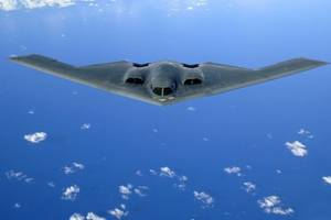 american b-2 stealth bombers hit suspected isis fighters in libya