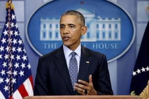 obama warns trump that he won't stay silent he pushes discrimination