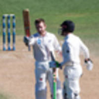 cricket: kane shows he's able to foot it with the don