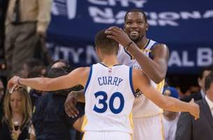 Have the Golden State Warriors become Kevin Durant's team?