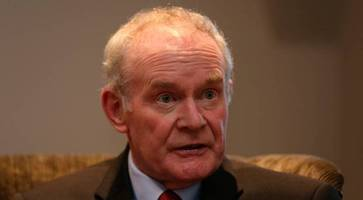 Stop talking rubbish Martin McGuinness and try saying sorry instead