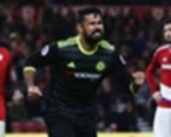 forget the drama - diego costa must play on sunday