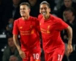 liverpool team news: injuries, suspensions and line-up vs swansea