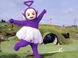Eh-oh! Teletubbies are back in fashion
