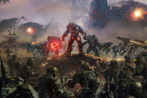 343 Industries details 'Halo Wars 2' multiplayer mode to kick off open beta
