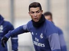 real madrid boss zidane dismisses ronaldo criticism