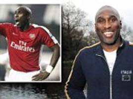 sol campbell says he's ready for return to football