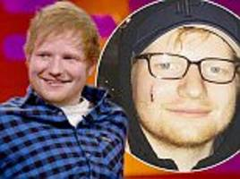 Ed Sheeran jokes and dodges questions on Princess Beatrice