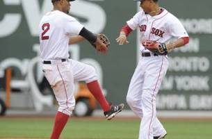 red sox: xander bogaerts, mookie betts not ready for long-term contracts