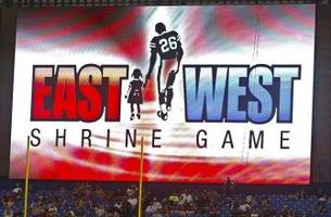 what channel is east-west shrine game?