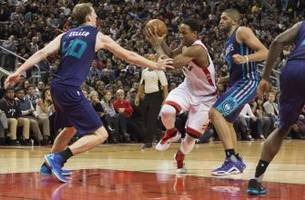 Charlotte Hornets Welcome the Toronto Raptors in a Potential Playoff Preview