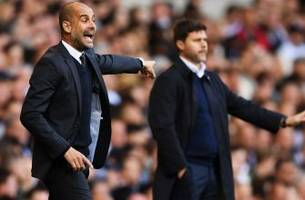Manchester City's slide under Guardiola stems from first Tottenham meeting