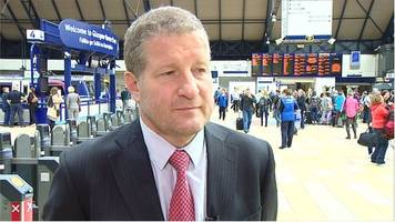 ScotRail managing director Phil Verster steps down