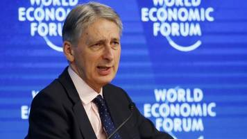 brexit: philip hammond warns deal 'will take years'