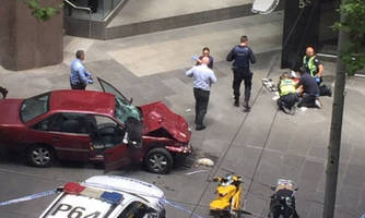 Four Dead, More Than 20 Injured After Driver Ploughs Into Melbourne Pedestrians