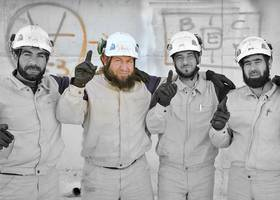 us-supported syrian white helmets involved with war crimes committed by rebel groups