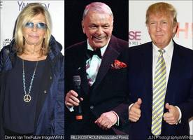 nancy sinatra slams donald trump for using her father's song at his inauguration ball