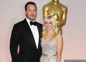 Anna Faris Is 'Furious' After Finding Half-Naked Chris Pratt With a Costume Girl