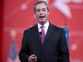 Nigel Farage, 'Mr. Brexit,' Joins Fox News As Contributor