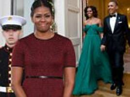 Michelle Obama's ladylike chic looks past and present