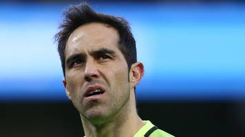 Man City's Bravo - the numbers behind the mistakes