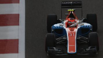 manor could start f1 season after progress in survival talks