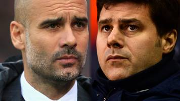 Pat Nevin: Why Manchester City must beat Tottenham