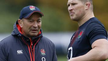 Eddie Jones: England lack leaders because modern players are too 'sheltered'
