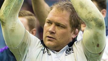 Major blow for Scotland as prop Nel ruled out of Six Nations