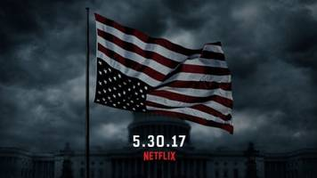 Netflix Drops An Ominous 'House Of Cards' Trailer On Inauguration Day