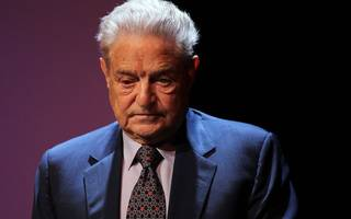 george soros says donald trump will be a failure as us president