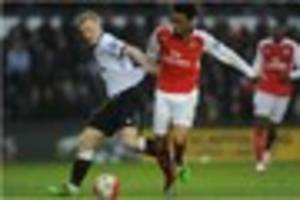 derby county midfielder 'man-of-the-match' on football league...