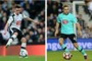 derby county transfer talk: rams duo expected to go out on loan...