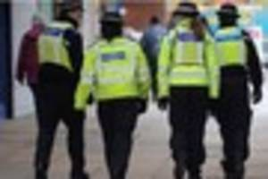 Want to work with the police? Leicestershire looking for new...