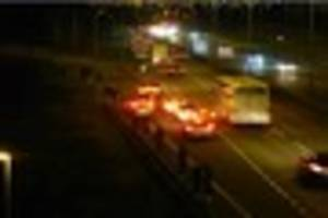 Beware: Stoke City fans targeted in second A50 safety crackdown