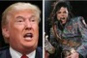 Donald Trump and Michael Jackson: The full story behind a...