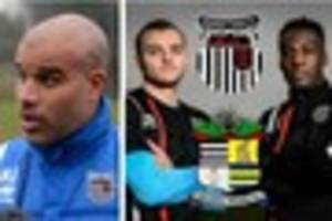 grimsby town boss marcus bignot hits out at 'incorrect and...