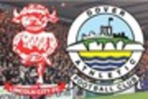 lincoln city v dover athletic live - can the imps thwart ricky...