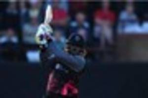 chris gayle: somerset prepared to look for alternatives to west...