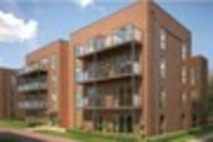 First look at development of 70 homes being built in Addiscombe