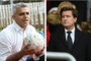 sadiq khan reinforces message to crystal palace chairman to pay...