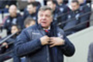 'it's a pain in the neck!' crystal palace boss not getting much...