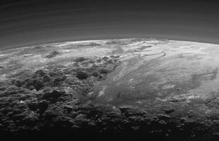 [VIDEO] New NASA Video Shows What It Would Be Like To Land On Pluto
