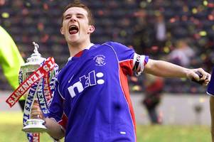 Rangers beating Celtic in Scottish Cup Final is one of my top memories as that competition is special - Barry Ferguson