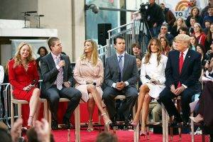 Everything You Need to Know about the Newly-Elected President Trump's 5 Children