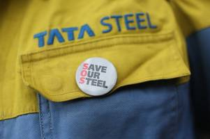 theresa may to be handed 'master plan' to save the south wales steel industry