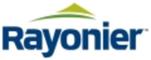 rayonier announces tax treatment of 2016 dividends